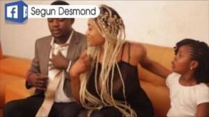 Video: WAYWARD WIFE (MC DESMOND) | 2018 Nigerian Comedy